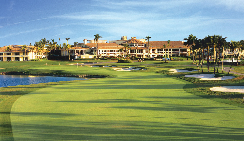 Doral Resort (TPC Blue Monster)                        Miami, Fla. -- $210-$325, doralresort.com