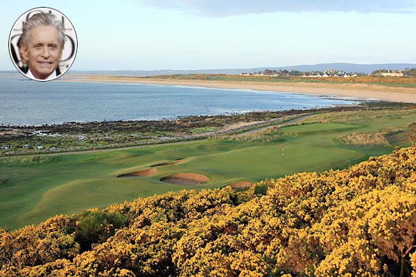 """Royal Dornoch is hard, a classic links course that runs right along the sea — it's a great mix of a magical setting with a course of really high quality."""
