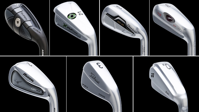 Another new trend witnessed in 2013 was the driving iron. Several companies released these clubs that are designed as alternatives to hybrids and fairway woods. Many golfers put them into play at the U.S. and British Opens, played at Merion and Muirfield, respectively: two courses that are short but strategically demanding.