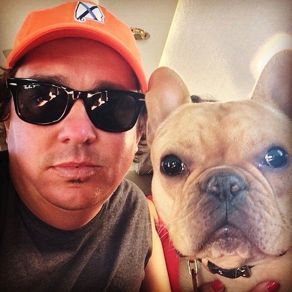 "@aduf99: ""Let me take a selfie"" #homebound #jasondufner#louieisastud"
