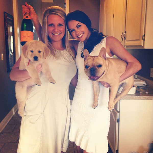 @aduf99: Happy Easter! #doubletrouble @slsteph @louiedufner