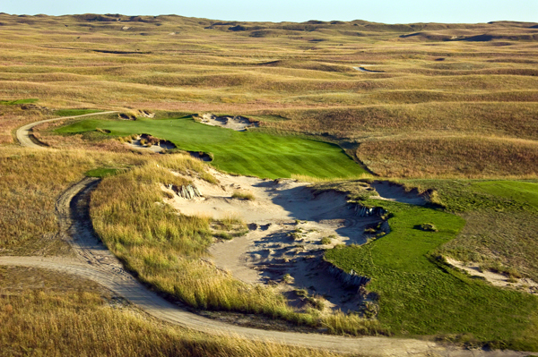 2. The Prairie Club (Dunes)                     Valentine, Neb.                     7,583 yards, par 73                     Green Fees: $135-$240                     888-402-1101                     theprairieclub.com
