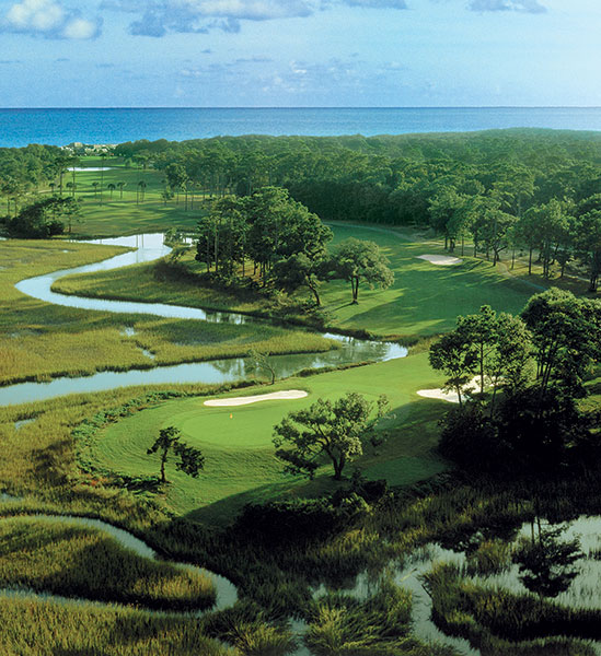 42. Dunes Golf & Beach Club Myrtle Beach, S.C.; Robert Trent Jones Sr. (1948s) -- $75-$225, thedunesclub.net