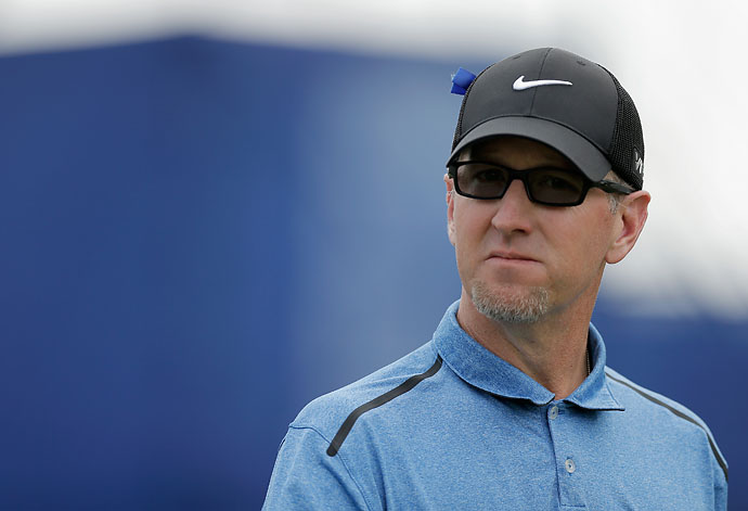 """I feel like the depth has increased that much more in the past 10 or 15 years.  You tee off a lot of weeks in the mid‑90s and you could probably pick out 50 or 60 guys you might expect to win now you can get to 100 pretty easy, and that's the big difference.""                       --David Duval on why it's harder to win on Tour today than ever before."