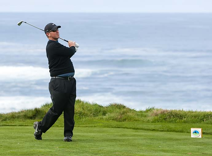 """I'm just a big believer that these amateur‑type tournaments, especially when they get to compete with the pros in actual competition, I think they are very important for the health of professional golf.                       David Duval at the Alfred Dunhill Links Championship on why he likes playing in celebrity pro-am tournaments like the Dunhill and the Pebble Beach National Pro-Am."