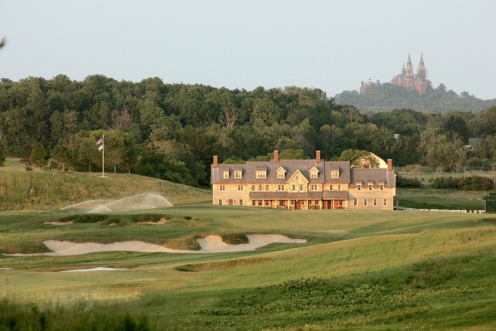Erin Hills was awarded the 2017 U.S. Open, the first time the track will host the major tournament.