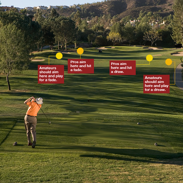 Armed with ShotLink technology, Dave Pelz performed the most accurate comparison between Tour-player and amateur skills yet. Now you'll know exactly where you're wasting strokes and what you need to do to lower your handicap.                                              Improve the number of fairways you hit per round by 5 percent and your handicap will go down almost 5 percent.