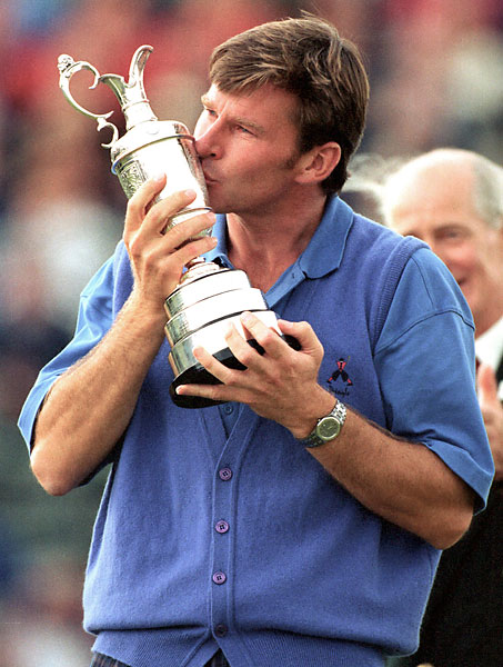 Nick Faldo, 1992, Muirfield