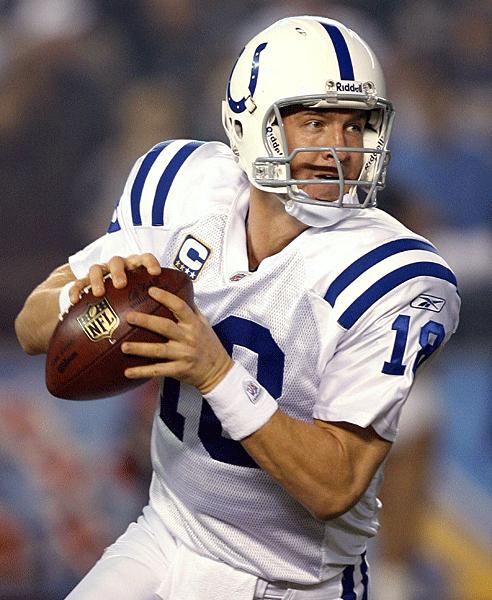 Peyton Manning                       NFL Quarterback                       Pro Partner: Webb Simpson