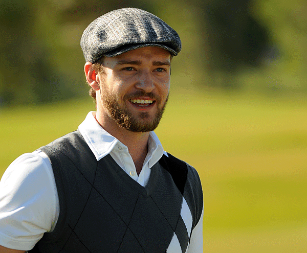 Notable Celebrities at the AT&T Pebble Beach National Pro-Am                       Justin Timberlake                       Musician                       Pro Partner: Fred Couples