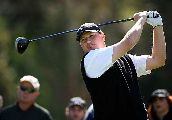 Chad Campbell is two strokes off the lead after an opening round 67.