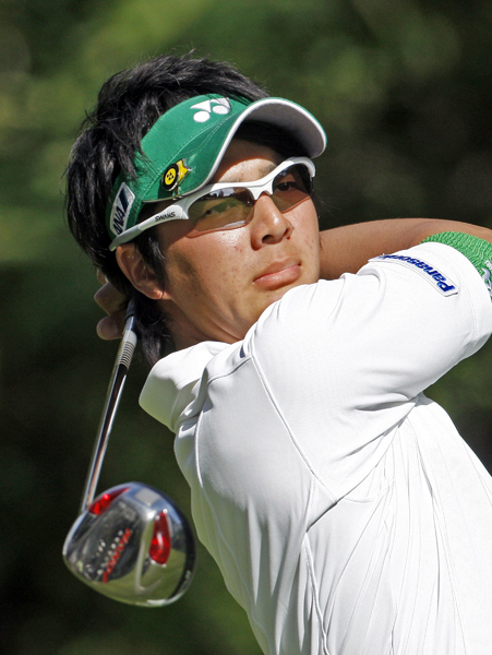 Ryo Ishikawa, 17, missed the cut in his PGA Tour debut.