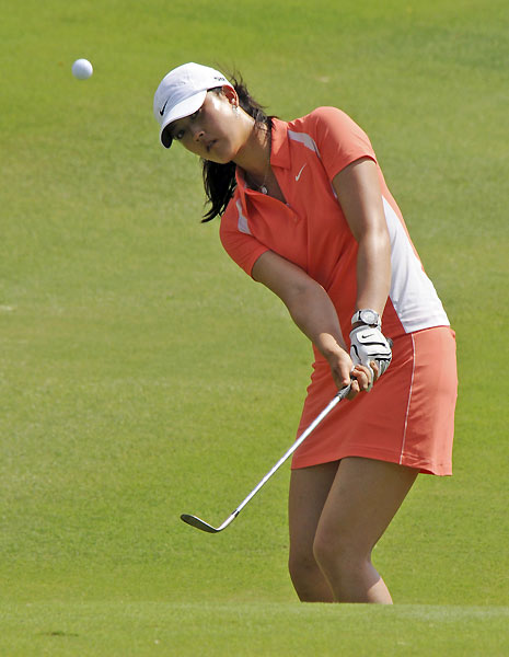 After a great start to the tournament, Michelle Wie closed with a 78 to tie for last place.