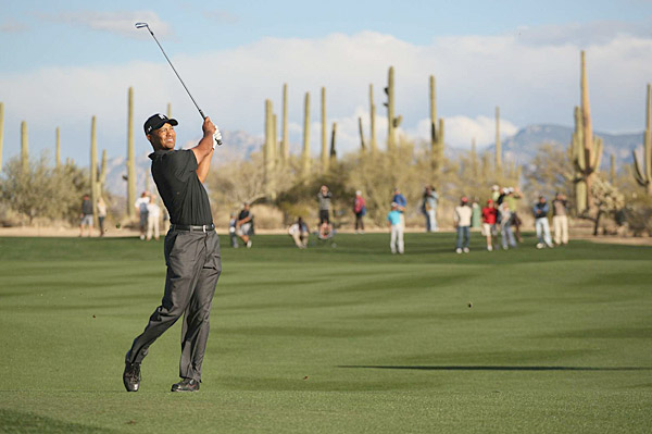 """In an interview following his loss, Woods said, """"I blew it."""""""