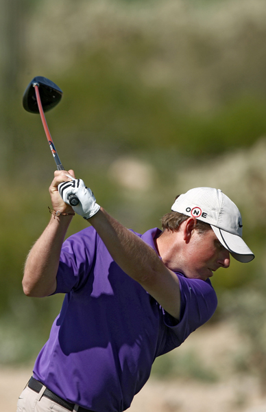 Justin Leonard needed 19 holes to beat Oliver Wilson.