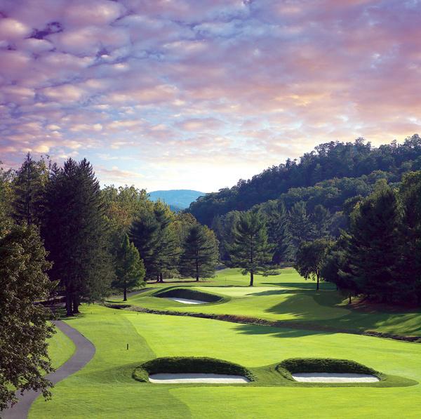 The Greenbrier                       White Sulphur Springs, W. Va.                       Platinum Award Winner                       greenbrier.com