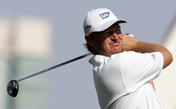 "Ernie Els                       4/6/07  ""Tiger has such a big lead in the World                       Rankings . . . . I'm giving myself three years to                       approach him, and I really believe I can do it.""                       Rank Then: 5th                         Now: 4th                       Prospects: Too much history"