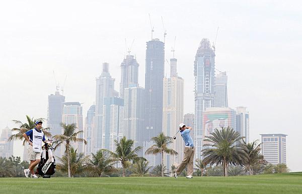 Rory McIlroy won the Dubai Desert Classic in 2009.