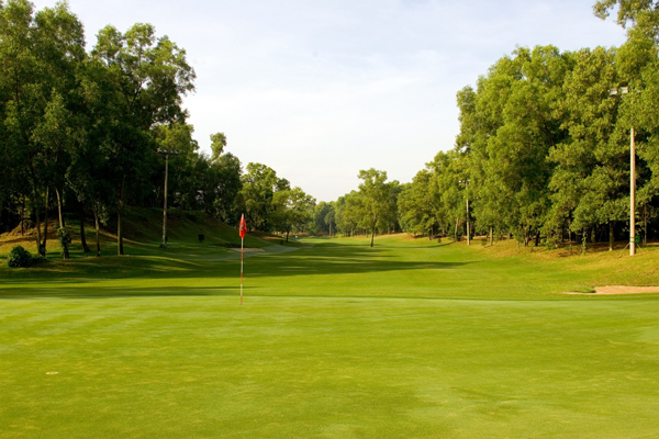 Vietnam Golf and Country Club                       Ho Chi Minh City                       East Course: 6,922 yards, par 72                       West Course: 6,835 yards, par 72                       Greens fees: US $90-$120                        011-84-828-001-013, vietnamgolfcc.com                                              These 36 holes make up Ho Chi Minh City's best track, and it's a great spot to loosen up after a long flight. Book early — weekend tee times fill up fast.