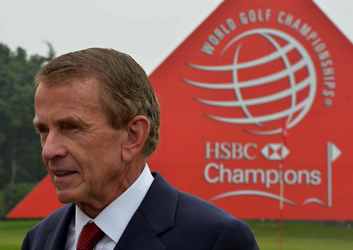 """Historically, the elite player comes first; strong growth comes second, and certainly that's been the case in the United States since Arnold Palmer came along in 1960 and it's been 40, 50 years of continuous growth.""                     PGA Tour commissioner Tim Finchem on the PGA Tour's new China Series."