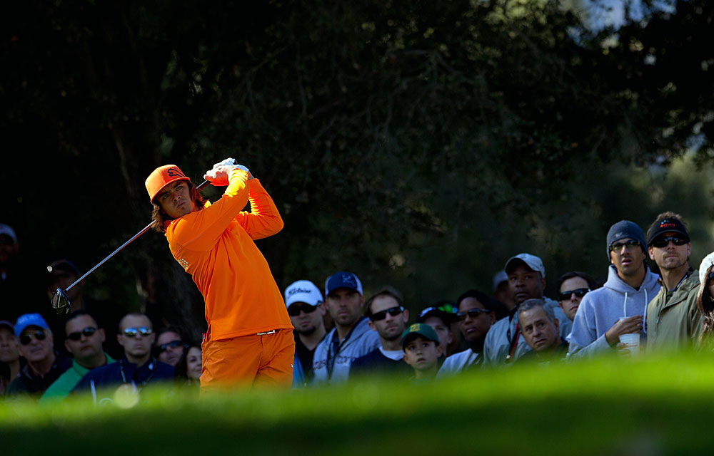 Rickie Fowler shot a one-under 71 to finish tied for sixth.