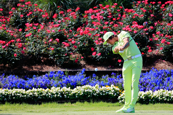Rickie Fowler tied for second last year at the Players.