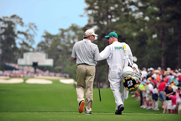In 2010, Couples is splitting his playing time between the Champions and the PGA Tour. In April, the 1992 Masters champion returned to Augusta to try for his second green jacket.