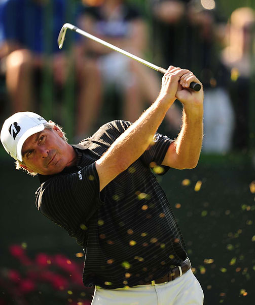 Fred Couples was named one of the assistant captains. Couples recently won the 2012 Senior Open Championship.