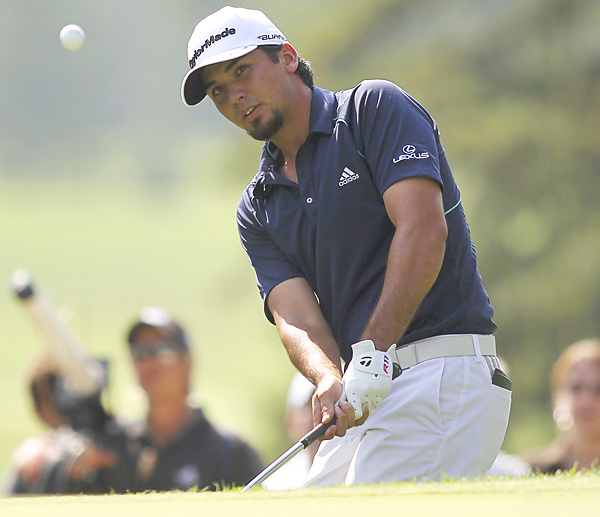 Jason Day shot a 69 to finish tied for fourth.