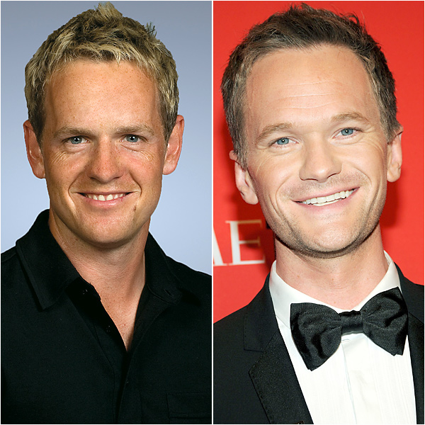 Luke Donald and Neil Patrick Harris