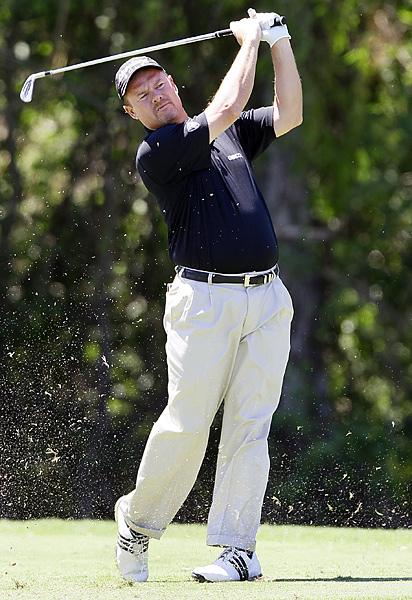 .Joe Durant made six birdies and one bogey in an opening 67.