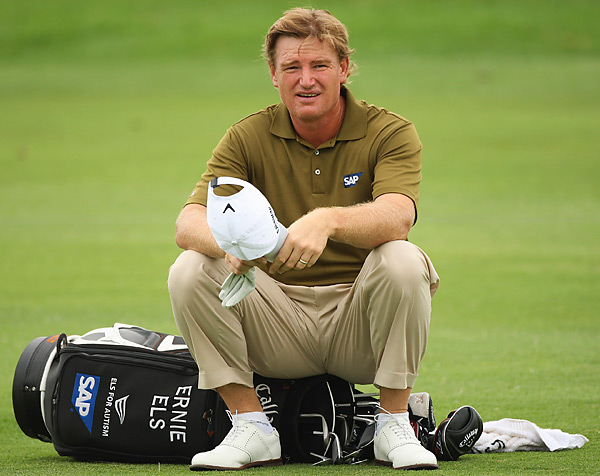 "Ernie Els                     Tiger's most tormented would-be challenger on the course, Els ripped Woods as ""selfish"" for making his long-awaited initial public comments on his sex scandal in the middle of the WGC-Accenture Match Play in February."