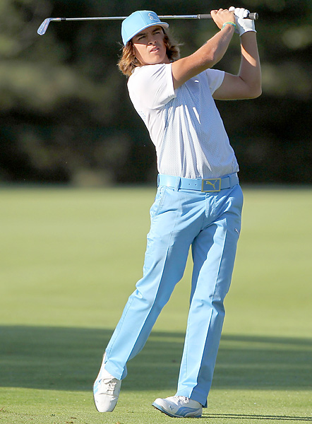 celebrated his recent selection to the U.S. Ryder Cup team with an even-par 71 on Thursday.