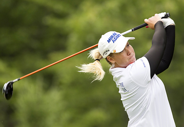 Brittany Lincicome shot a final-round 70 to earn her fifth career LPGA Tour victory.