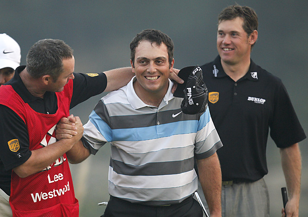 Playing alongside Westwood in the final round, Molinari finished at 19-under 269.