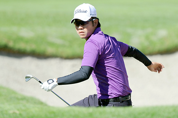 Kevin Na was searching for his first career PGA Tour victory, and began the final round one shot behind Baddeley. He shot a 71 to finish alone in third.