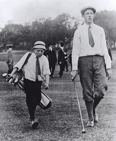 Francis Ouimet                       Tournament: 1913 U.S. Open                       Age: 20
