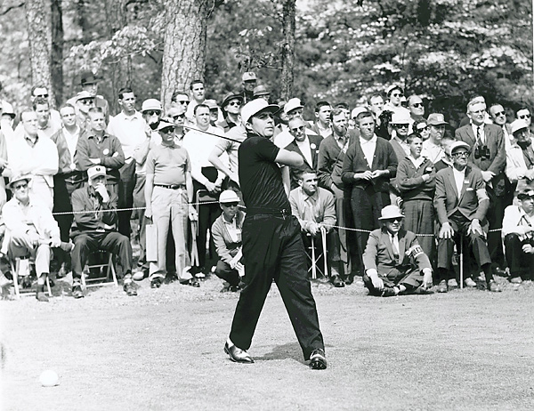 Player won the 1961 Masters for his first of three green jackets.