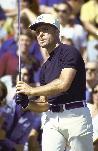 6. The 1972 PGA Championship                     Player won at Oakland Hills by two shots over Tommy Aaron and Jim Jamieson.