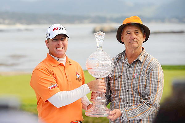 Points and Murray finished at 35 under to win the pro-am by two shots.