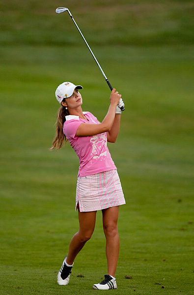 Recari's last professional win came on the Ladies European Tour at the Finnair Masters in August 2009 when she blew a five-stroke lead on the final day before winning in a playoff.