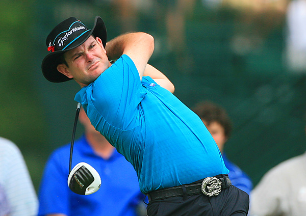 Rory Sabbatini matched Bowditch with a 73 to finish T16.