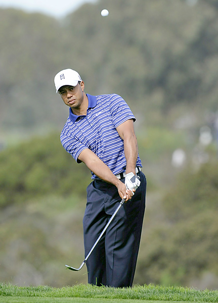 Woods is looking for his first victory since the 2008 Australian Masters.