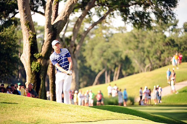 Nick Watney shot a 71 to finish T4.