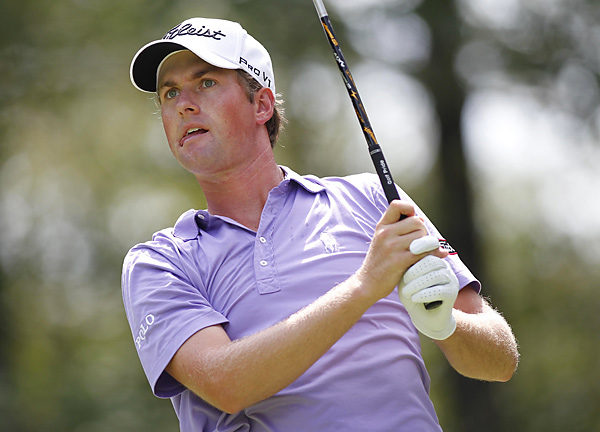 Webb Simpson shot a 65 for his fourth straight round in the 60s. He then birdied two straight holes in sudden death to defeat Chez Reavie and earn his second win of the year.