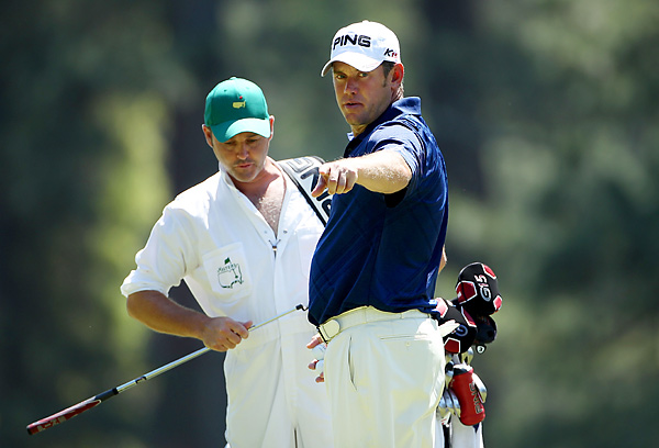 Lee Westwood is still looking for his first major title. His finished in second place at last year's Masters, three shots behind Phil Mickelson.