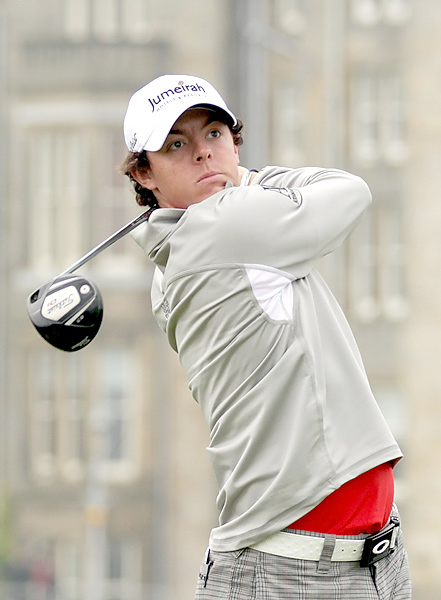 McIlroy went 66-65 on the weekend to finish in second place at the Alfred Dunhill Links in October. It was his fifth top-3 finish on the European Tour in 2011 and third in a row.