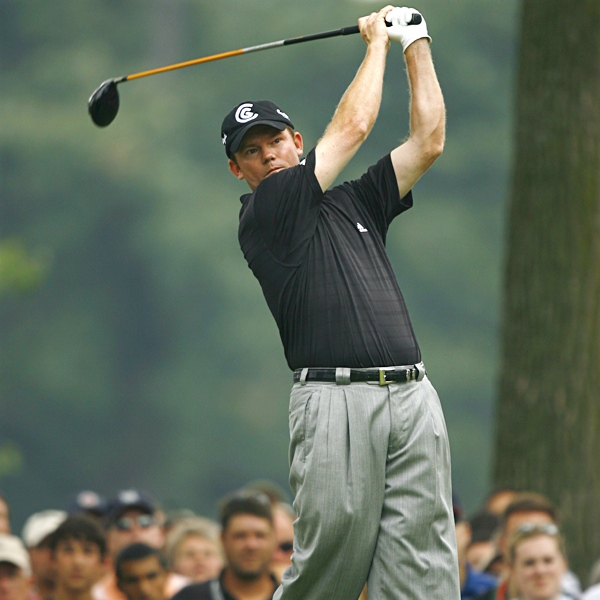"SHAUN MICHEEL                     Average driving distance: 288 yards                     ""I used to be a really high hitter with the soft ball. Surprisingly, I now hit it low--and these balls are supposed to launch higher! The biggest effect of changing ball flights I've seen has been the way the ball behaves around the greens. Those old soft Titleist balls really checked up."""