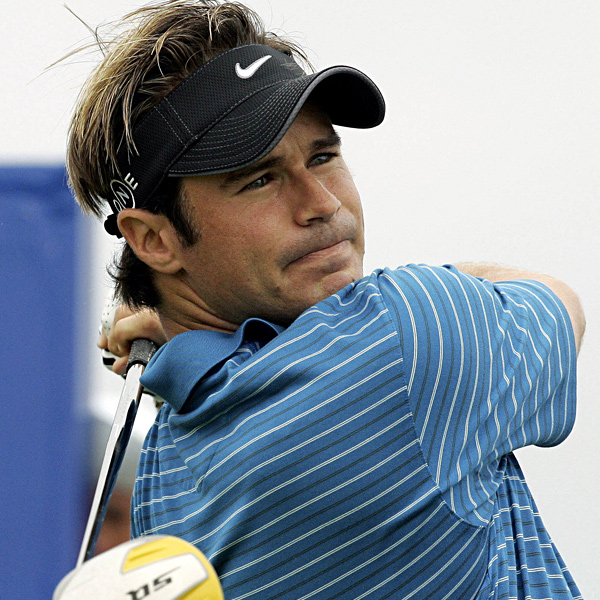 "TREVOR IMMELMAN                                              Average driving distance: 282 yards                       ""I definitely hit the ball a lot higher than I used to. My trajectory has evolved as I have grown as a player and it is something you have to learn to play with when you're in competition. The technology revolution with clubs, shafts and balls has certainly helped. No doubt about it."""