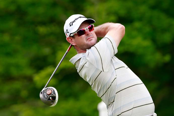 Rory Sabbatini got himself into contention with a 5-under 65 on Friday. Sabbo's best finish this year is a T7 at the FedEx St. Jude Classic.